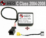 Mercedes  C Class Front Passenger Seat mat Occupancy Sensor, occupied recognition sensor  emulator / bypass